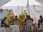 Na Libéria, OMS vai tratar pacientes com ebola em suas comunidades