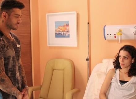 Ciça maltrata Uodson no hospital