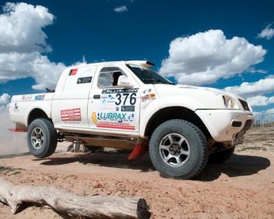 Célio Di Pace, piloto paraibano no Rally do Espírito Santo (Foto: Divulgação)