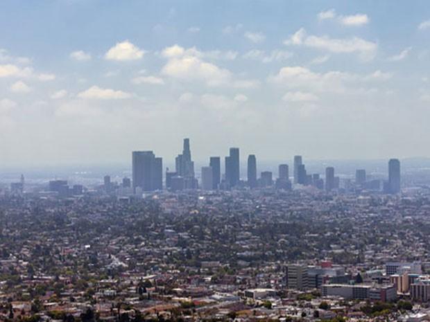 Aeroporto Internacional de Los Angeles, eleito um dos que oferecem os pousos mais belos do mundo (Foto: Divulgação/PrivateFly)