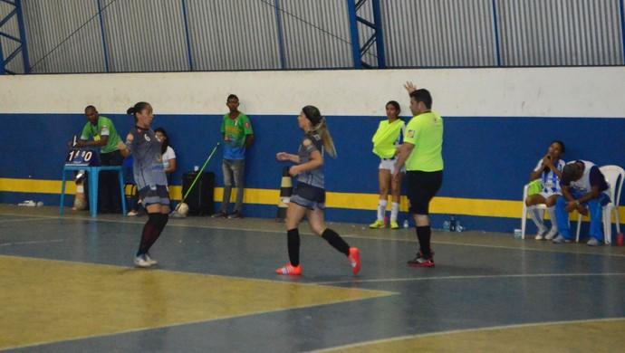 futsal feminino, copa dos rios, semifinais, manaus, amazonas (Foto: Emanuel Mendes Siqueira)