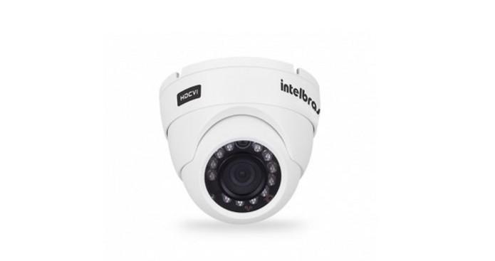 Câmera Intelbras VHD3220D oferece resolução em Full HD e infravermelho (Foto: Divulgação/Intelbras)