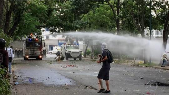 ONU faz apelo para que governo permita protestos na Venezuela