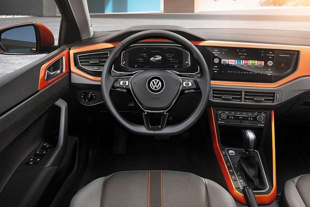 Novo Volkswagen Polo (Foto: Divulgação)