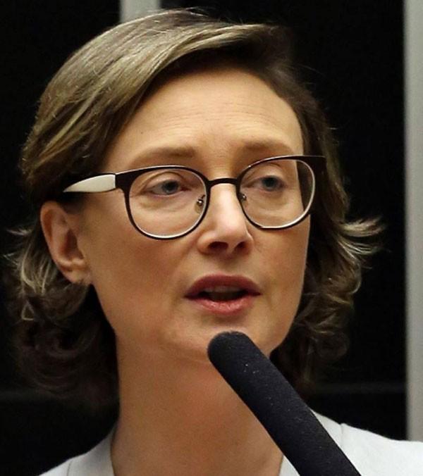 A deputada Maria do Rosário vence Jair Bolsonaro na justiça (Foto: Reprodução/Facebook)