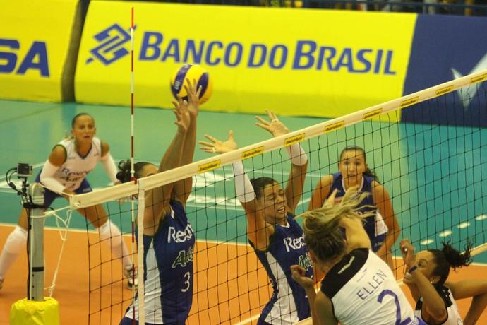 Supercopa acontece dia 06 de novembro no interior de São Paulo (Foto: Divulgação/CBV)