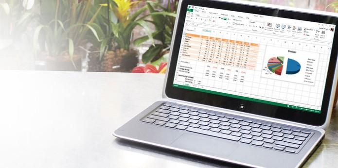 Microsoft Excel (Foto: Reprodução/Microsoft)