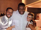 Lembra dela? Ex-BBB Tathy Rio se casa em São Paulo
