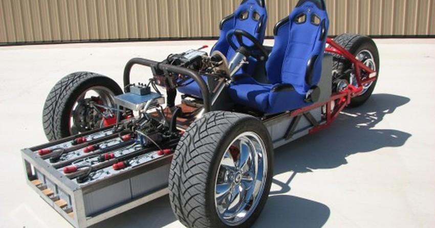 Electric car conversion kit vw golf 12