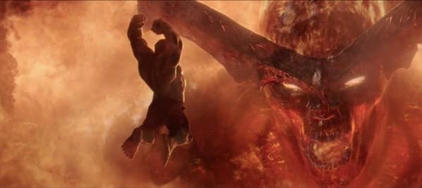 O gigante Surtur em Thor: Ragnarok (Foto: divulgação)