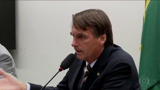 Deputado Jair Bolsonaro vira réu por incitação ao estupro e injúria