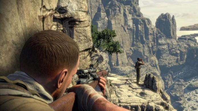 Aprenda a jogar o complexo Sniper Elite 3 (Foto: pcgamer.com)
