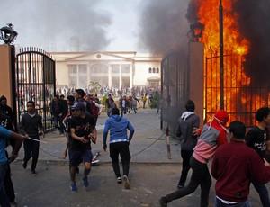 egito cairo revolta (Foto: AFP)