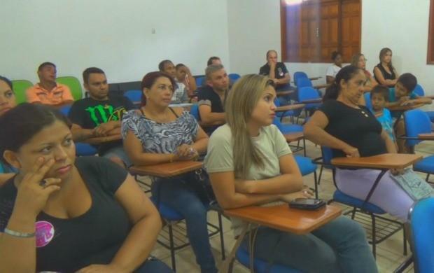 O objetivo do evento é diminuir a violência contra mulher (Foto: O objetivo do evento é diminuir a violência contra mulher)