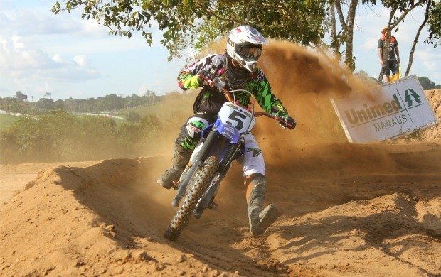 Motocross do Amazonas (Foto: Divulgação/Femoam)