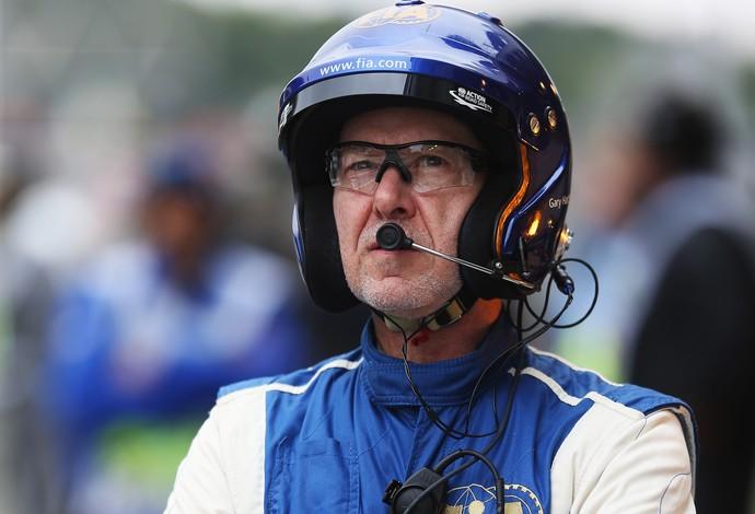 Gary Hartstein, médico chefe da Fórmula 1 (Foto: Agência Getty Images)