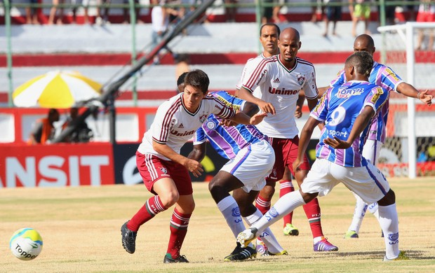 Conca Fluminense x Madureira (Foto: Photocâmera)