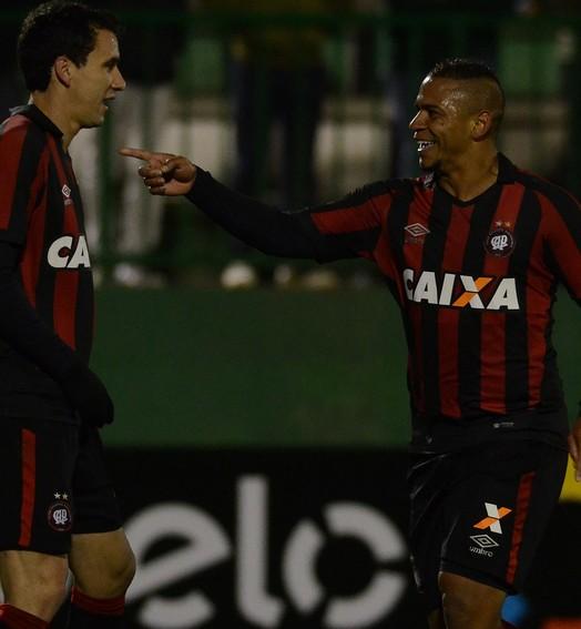 decisivo (Site oficial do Atlético-PR/Gustavo Oliveira)