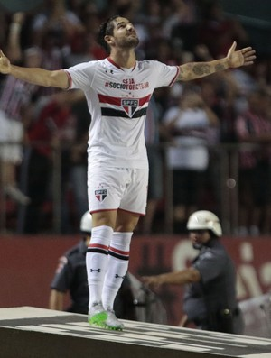 Vasco x São Paulo - gol Pato