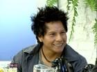 No 'Mais Você', Yuri, o índio, fala da repercussão depois do The Voice