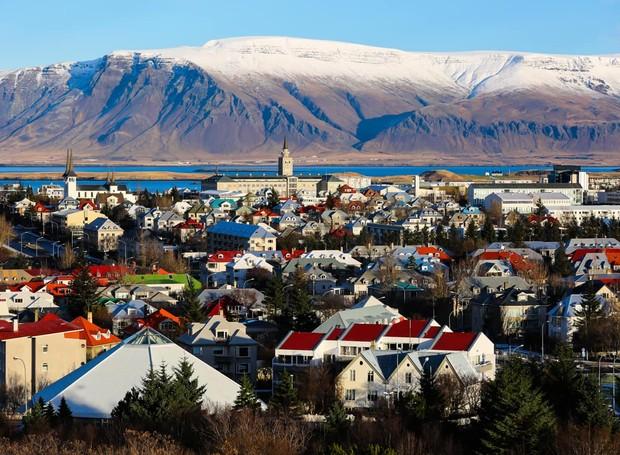 Islândia (Foto: Reprodução/Kangaroo Tours)