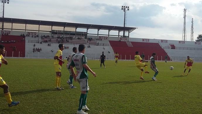 Inter de Bebedouro x Mirassol, jogo-treino (Foto: Vinicius de Paula / Ag. Mirassol FC)