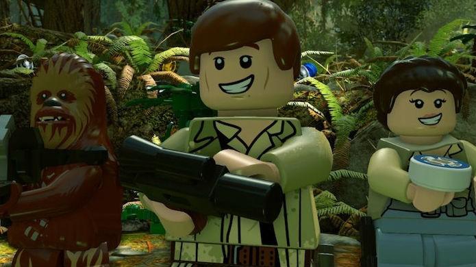 Melhores jogos de 2016 para Wii U: LEGO Star Wars the Force Awakens (Foto: Divulgação/TT Games)