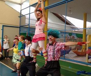"""""""Escola de Circo"""" (Foto: Divulgação)"""