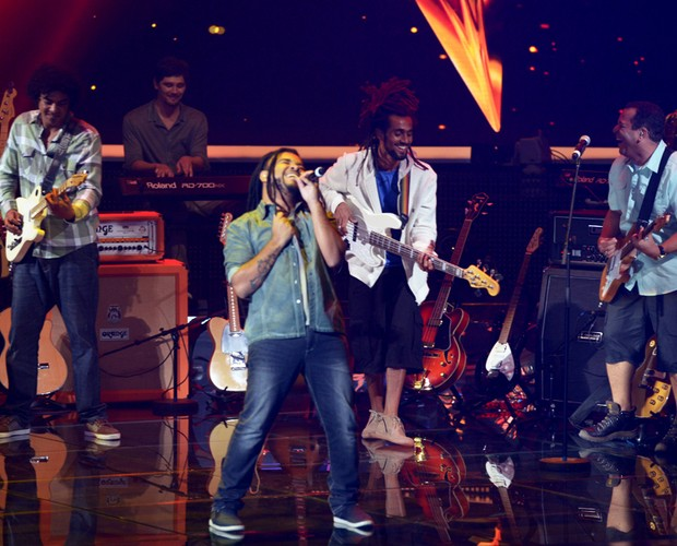 Cidade do Reggae (Foto: Camila Serejo/TV Globo)