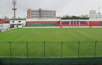 Invicta, Portuguesa Santista recebe o Atlético Mogi no Estádio Ulrico Mursa