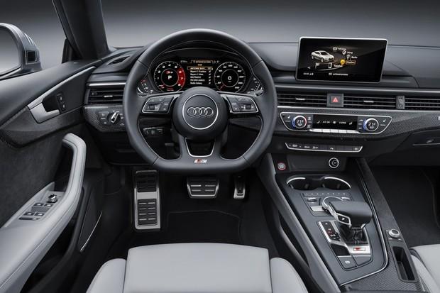 Audi S5 Sportback (Foto: Divulgação)
