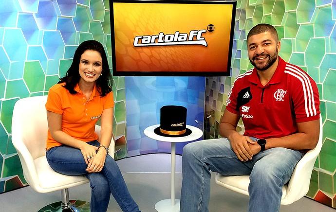 programa Cartola dicas Olivinha (Foto: Globoesporte.com)