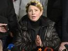 Tymoshenko denuncia manipulação de telefonema divulgado na internet