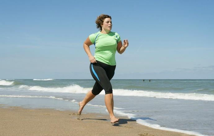 gordinha obesidade euatleta (Foto: Getty Images)