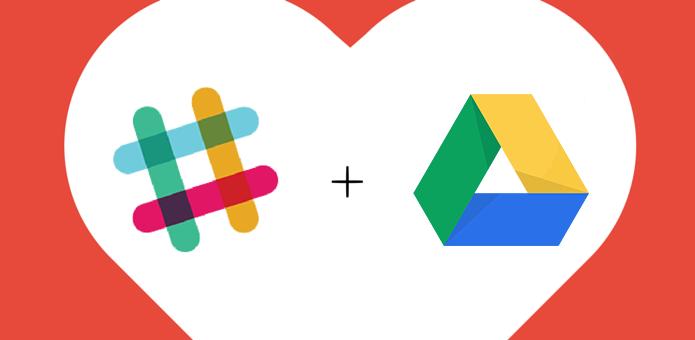 Slack e Google Drive estarão integrados a partir de 2017 (Foto: Reprodução/Paulo Alves)