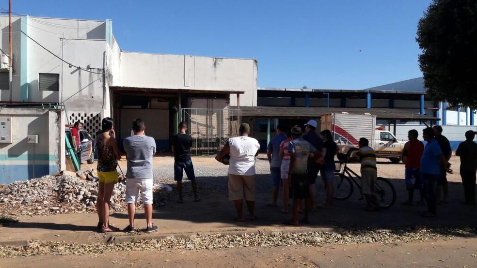 Larisa, como é conhecida, foi encontrada morta nesse domingo (Foto: Rafael Bezerra/ Portal Sorriso)
