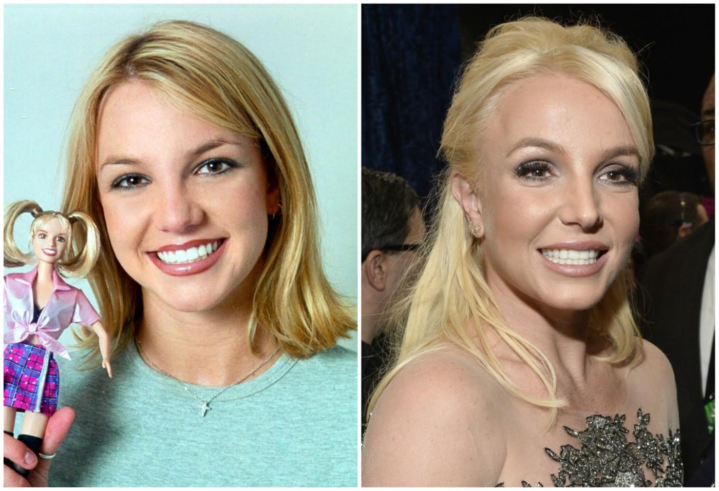 Aos 32 anos de idade, pode ser que Britney Spears esteja retomando bem sua carreira de cantora. Mas que susto ela deu em todo mundo antes disso, não? Spears cresceu diante das câmeras, trabalhando em um programa de televisão quando criança e, depois, se tornando uma grande popstar na virada do século. Mas, de 2007 em diante, ela enfrentou uma série de problemas, até decidir raspar os próprios cabelos e atacar paparazzi. (Foto: Getty Images)