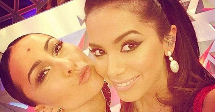 Sabrina Sato e Anitta (Foto: Reprodução/Instagram)