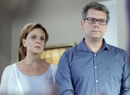 Miguel acredita que Ciça quer dar um golpe na família