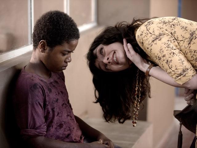 Maria de Medeiros em 'O contador de histórias' (Foto: Divulgação)
