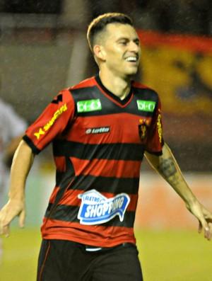 Lucas Lima - Sport (Foto: Aldo Carneiro/Pernambuco Press)