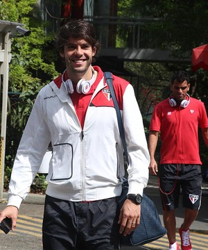 Kaká São Paulo (Foto: Rubens Chiri / saopaulofc.net)