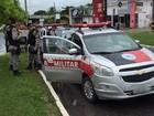 Após perseguição, dupla é presa em João Pessoa suspeita de assaltos