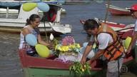 Belém vive o clima do Círio de Nazaré, uma das maiores festas religiosas do país