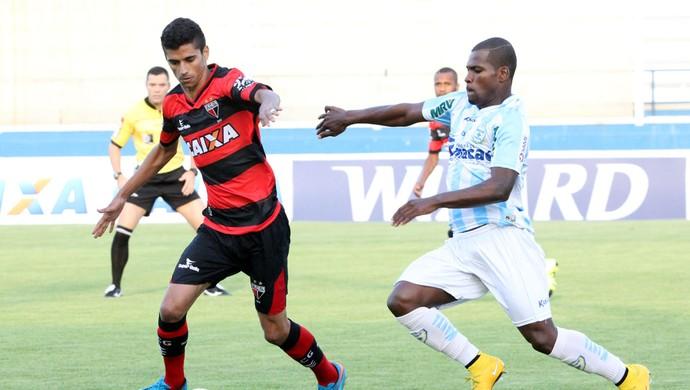 Macaé x Atlético-GO - Campeonato Brasileiro Série B (Foto: Tiago Ferreira)