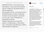 Maria Rita cancela show em Cuiabá após receber ameaças