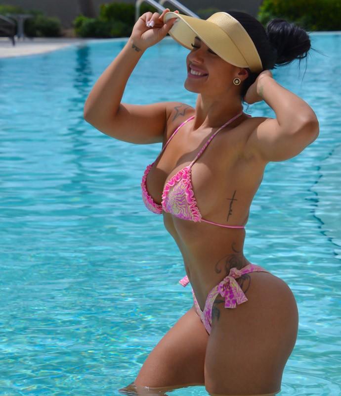 Sue Lasmar revela sua rotina de malhação (Foto: Divulgação / MF Models Assessoria)