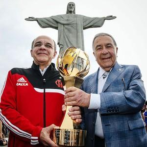 Eduardo Bandeira de Mello Flamengo basquete (Foto: FIBA)