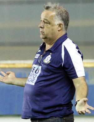Josué Teixeira, macaé (Foto: Tiago Ferreira / Macaé Esporte)
