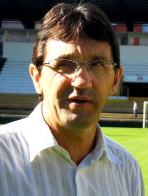 Itá ex-lateral Criciúma Chapecoense (Foto: João Lucas Cardoso)